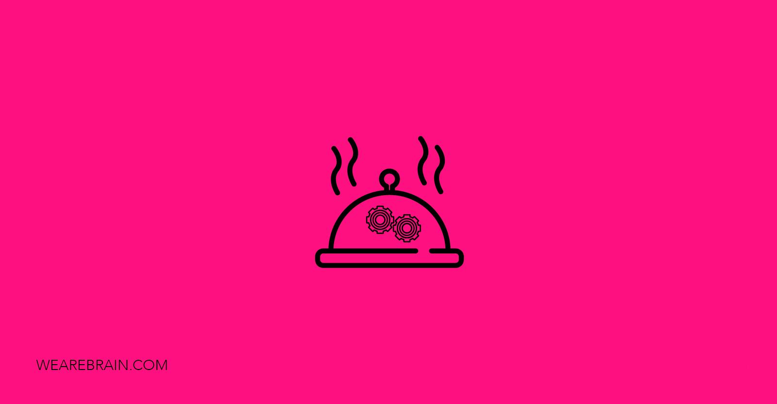 illustration of a cloche