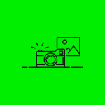 icon representing a camera