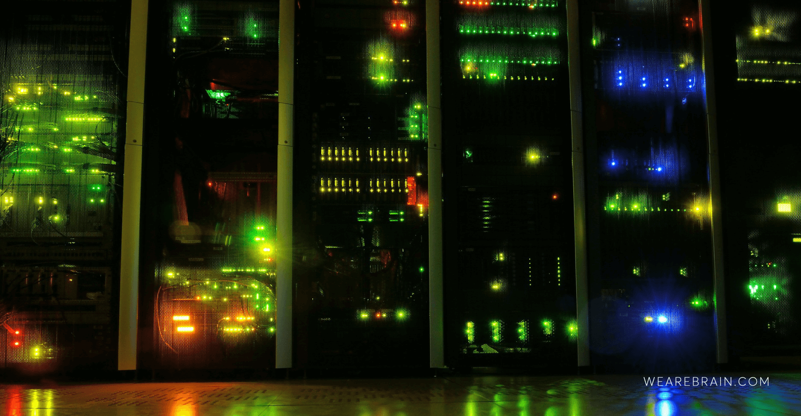 picture of a supercomputer