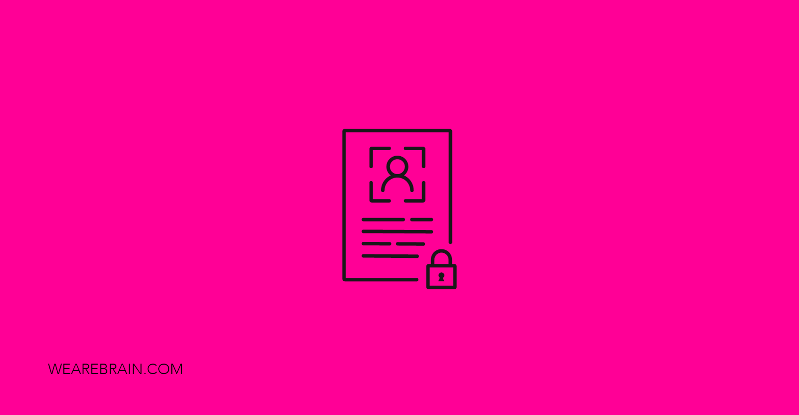 icon of an encrypted document