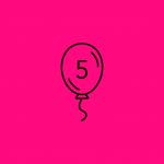 icon of a balloon