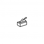 icon of a brick