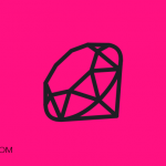 icon of a ruby