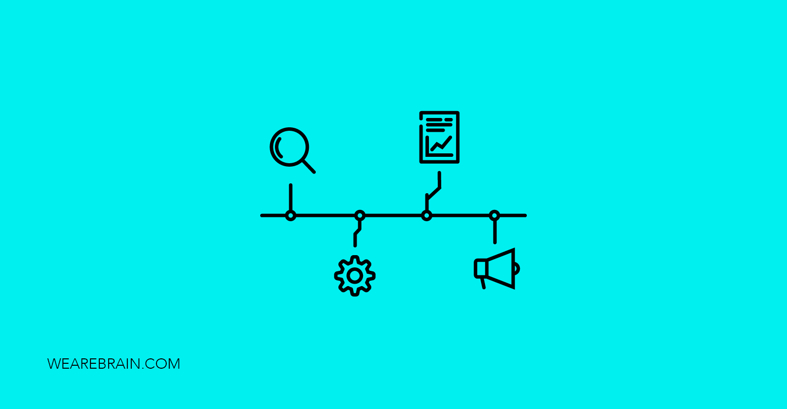 illustration of a roadmap
