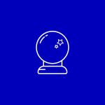icon of a magic ball