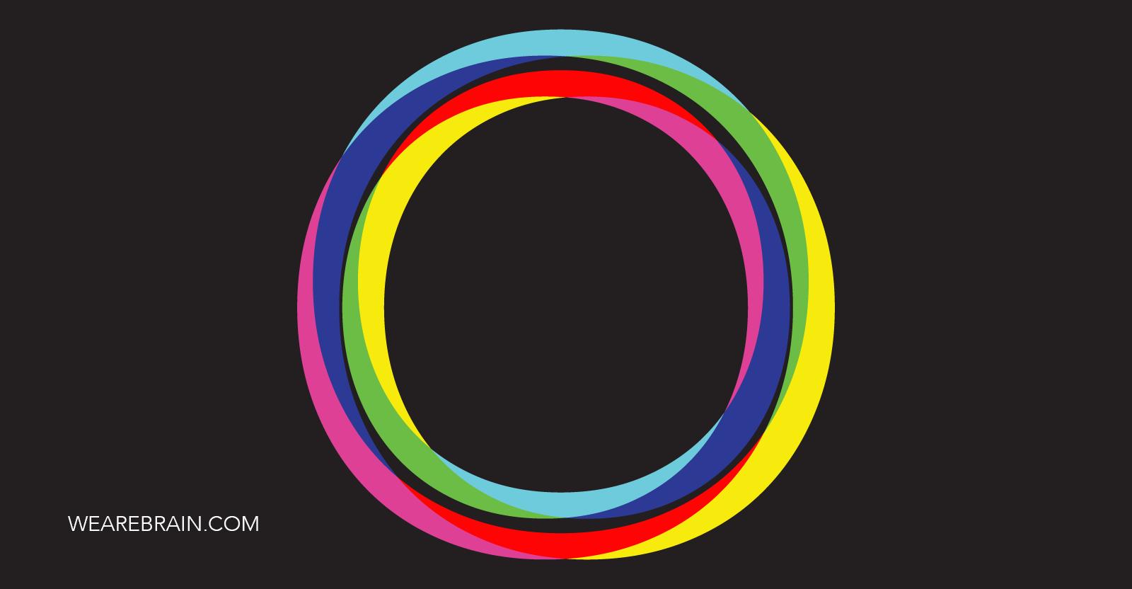 illustration of the letter O
