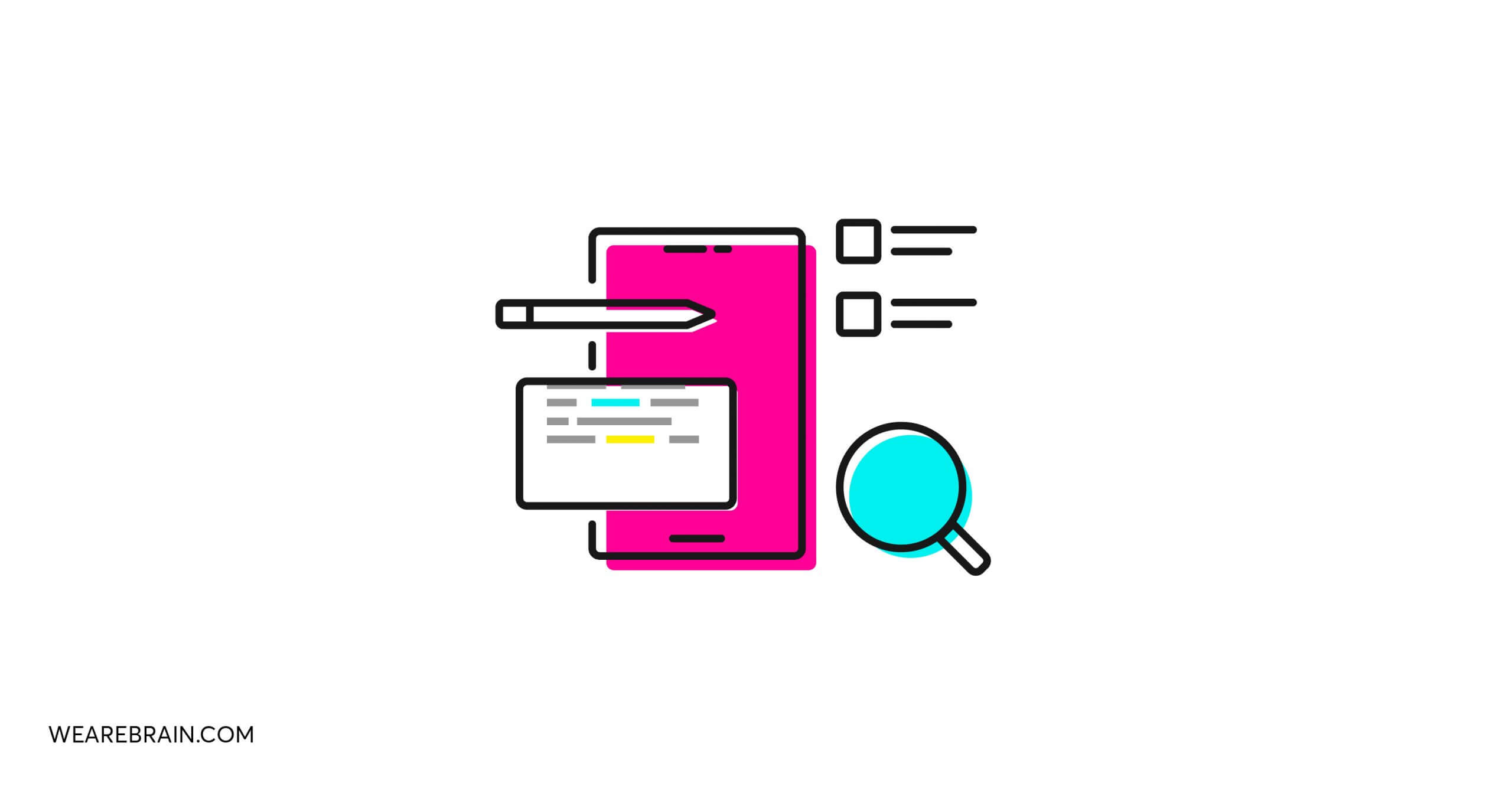 guide for how to build an app
