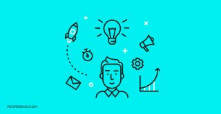 illustration about entrepreneurship