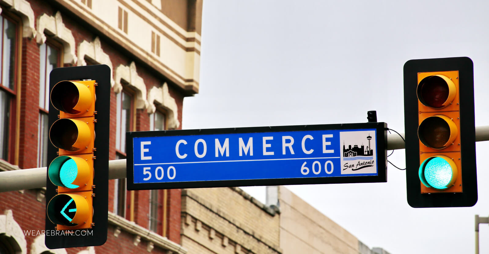 picture of a sign with the word ecommerce