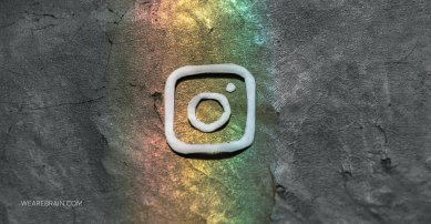picture of the instagram icon