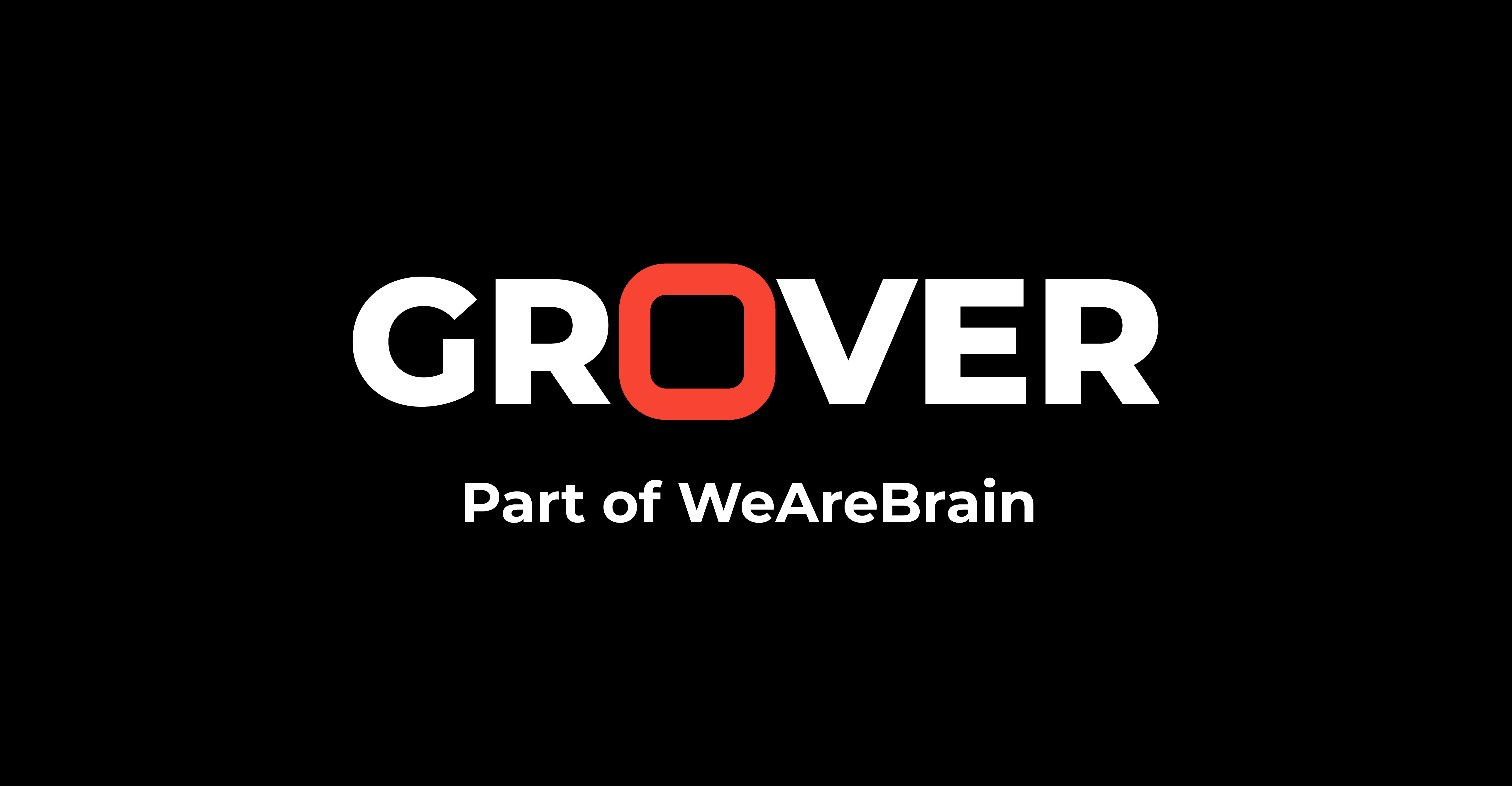 Grover agency logo