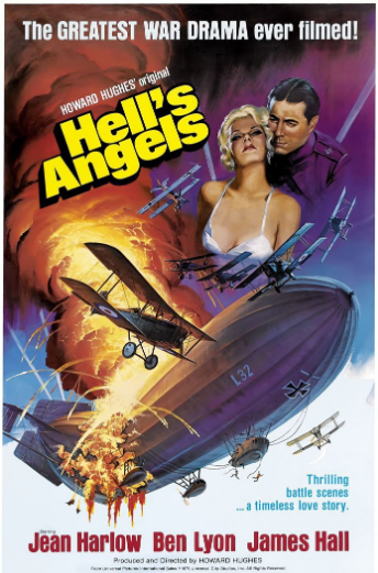 Stream Hugh's - Hell's Angels (1930) Cover