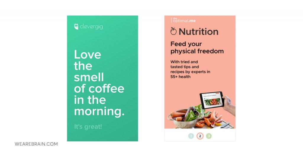 typography mobile app